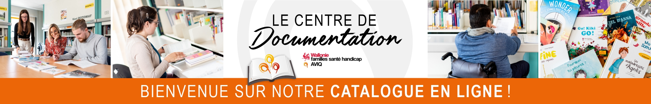 Centre de documentation de l'AVIQ